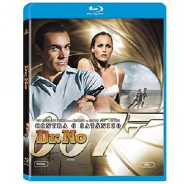 Blu-Ray 007 - Contra O Satânico Dr. No