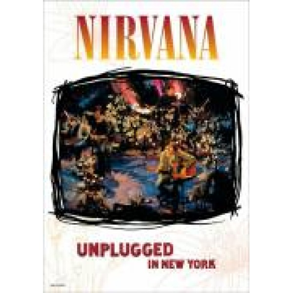 DVD Nirvana - Unplugged In New York
