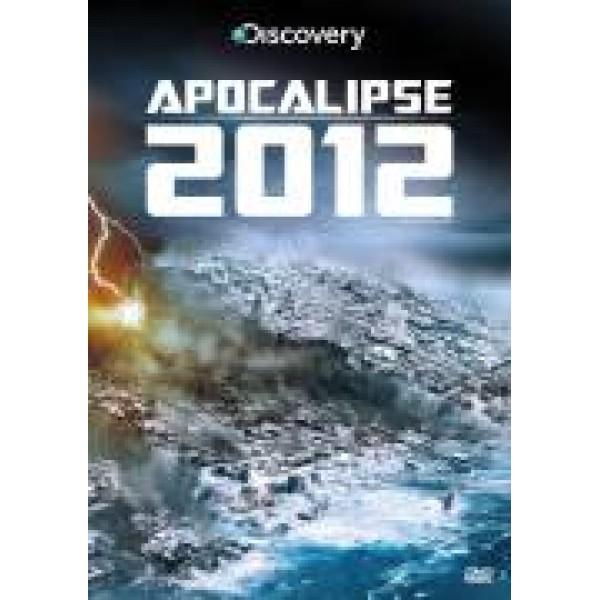 DVD Apocalipse 2012