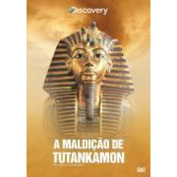 DVD A Maldição de Tutankamon