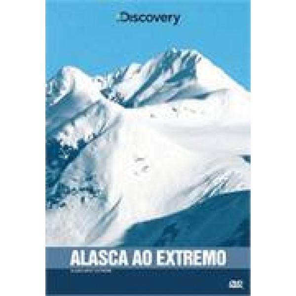 DVD Alasca Ao Extremo