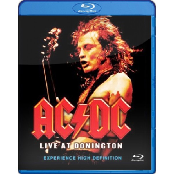 Blu-Ray AC/DC - Live At Donington
