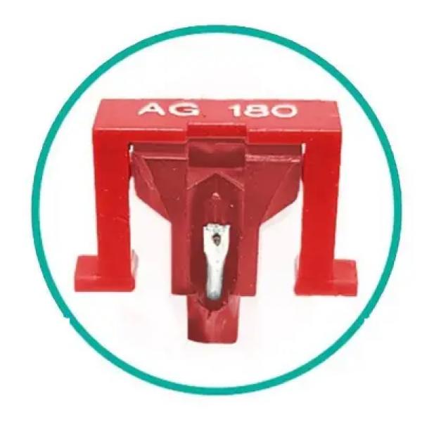 Agulha LeSon - AG-180-R - Rubi