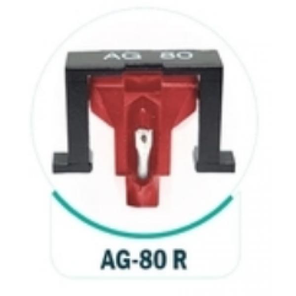 Agulha LeSon - AG-80R - Rubi