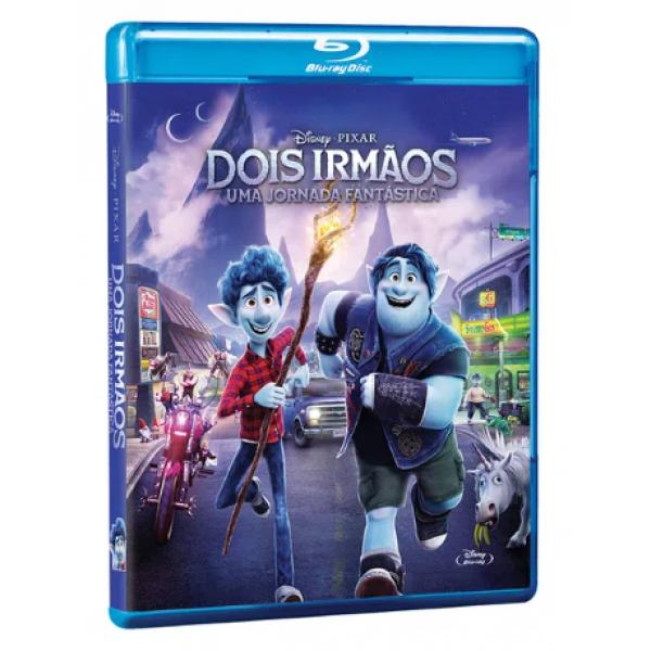 Blu-Ray Dois Irmãos - Uma Jornada Fantástica