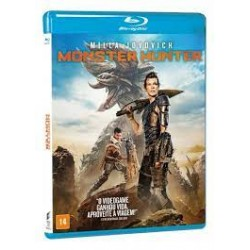 Blu-Ray Monster Hunter