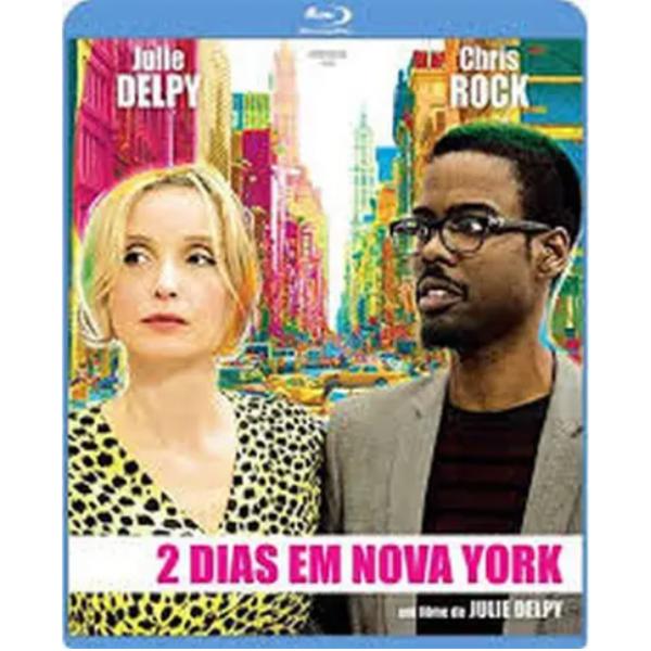 Blu-Ray 2 Dias Em Nova York