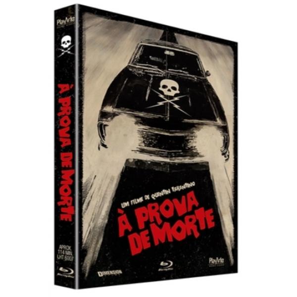 Blu-Ray À Prova De Morte