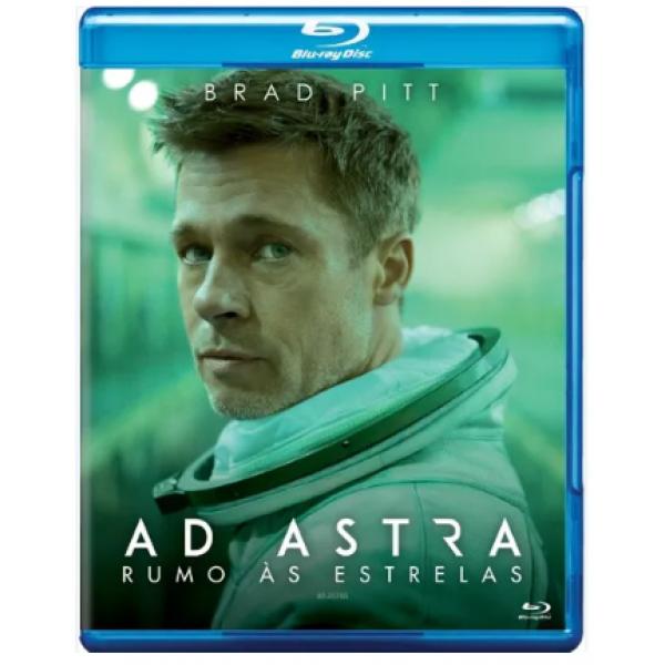 Blu-Ray Ad Astra - Rumo Às Estrelas