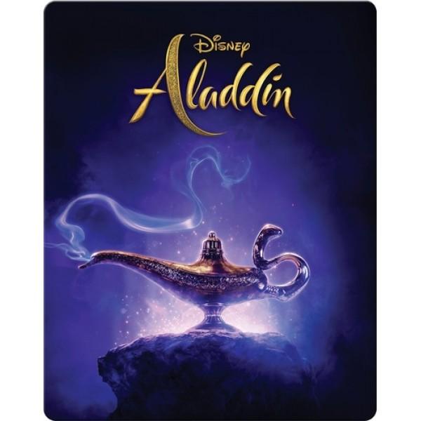 Blu-Ray Aladdin (Steelbook)