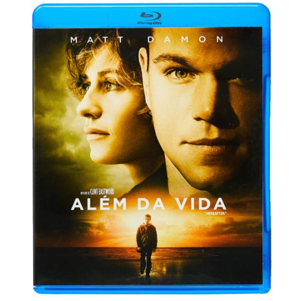 Blu-Ray Além Da Vida