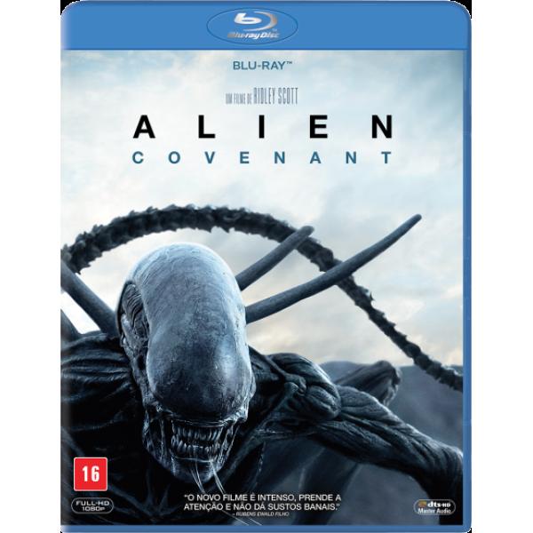 Blu-Ray Alien - Covenant