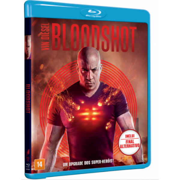 Blu-ray Bloodshot
