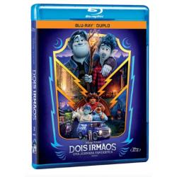 Blu-Ray Dois Irmãos - Uma Jornada Fantástica (DUPLO)