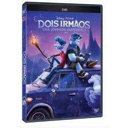 DVD Dois Irmãos - Uma Jornada Fantástica