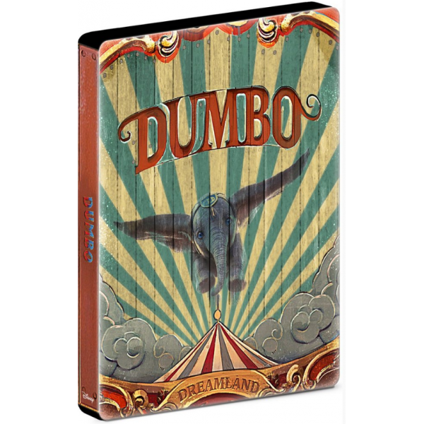 Blu-Ray Dumbo (2019 - Steelbook)