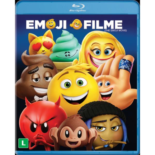 Blu-Ray Emoji - O Filme