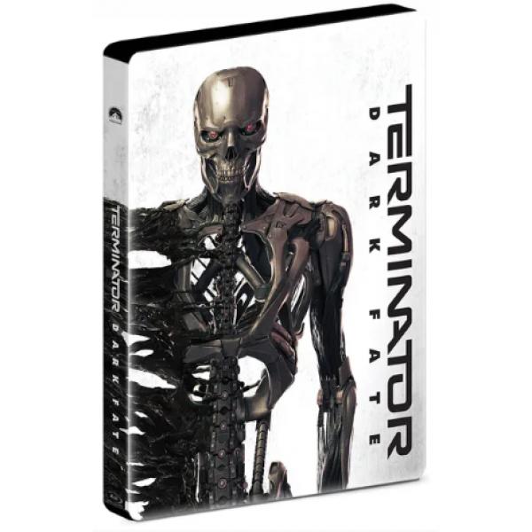 Blu-Ray O Exterminador Do Futuro - Destino Sombrio (Steelbook)