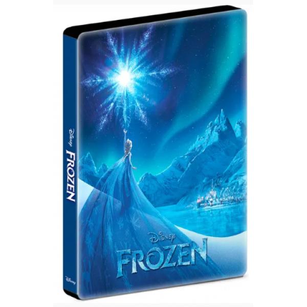 Blu-Ray Frozen - Uma Aventura Congelante (Steelbook)