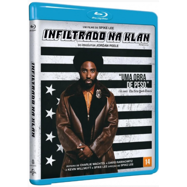 Blu-Ray Infiltrado Na Klan