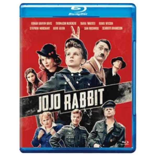 Blu-Ray Jojo Rabbit