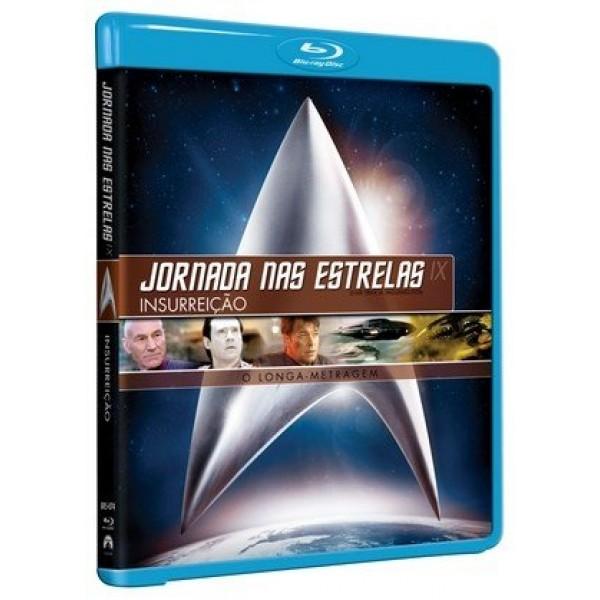 Blu-Ray Jornada Nas Estrelas IX - Insurreição
