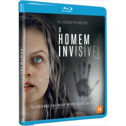 Blu-Ray O Homem Invisível (2020)