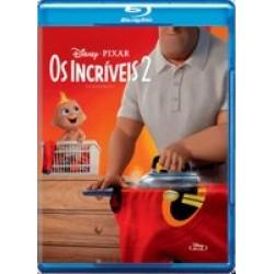 Blu-Ray Os Incriveis 2
