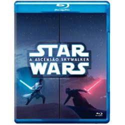 Blu-Ray Star Wars - A Ascensão Skywalker