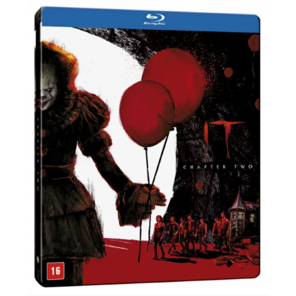 Blu-Ray It - A Coisa: Chapter Two (Steelbook)