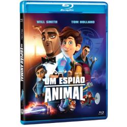 Blu-Ray Um Espião Animal