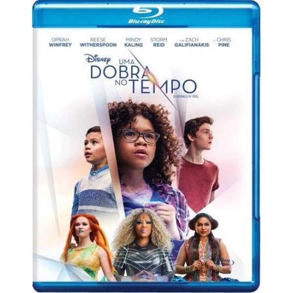 Blu-Ray Uma Dobra No Tempo