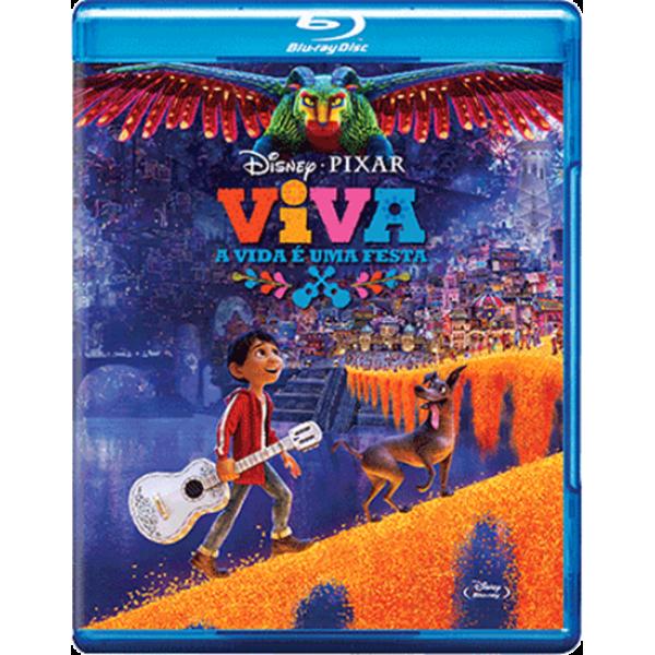 Blu-Ray Viva - A Vida É Uma Festa