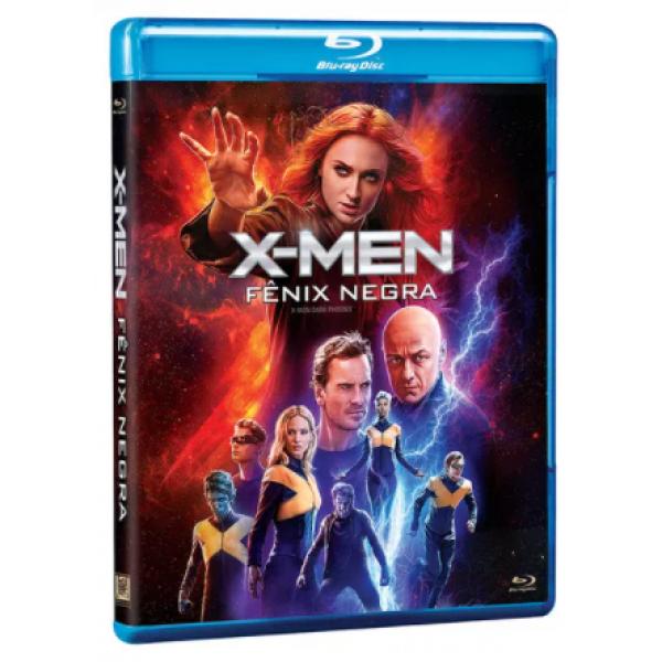 Blu-Ray X-Men - Fênix Negra