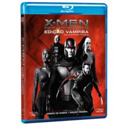 Blu-Ray X-Men - Dias De Um Futuro Esquecido (Edição Vampira - DUPLO)