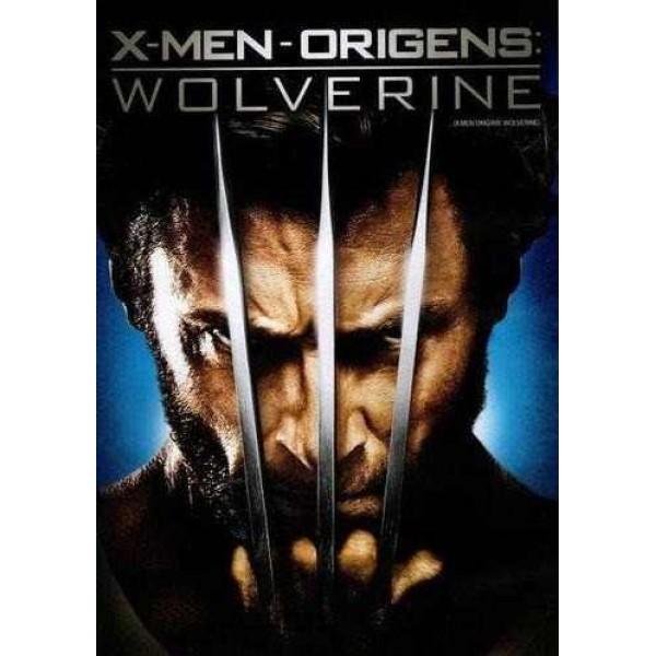 Blu-Ray X-Men Origens - Wolverine