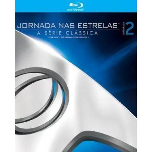 Box Jornada Nas Estrelas - A Série Clássica: Temporada 2 (7 Blu-Ray's)