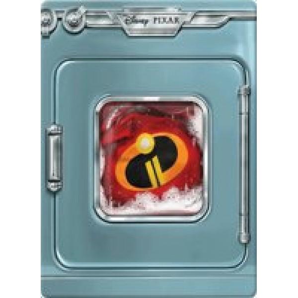 Box Os Incríveis 2 (Blu-Ray 3D + 2 Blu-Ray's - Steelbook)