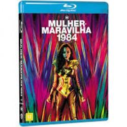 Blu-Ray Mulher-Maravilha 1984