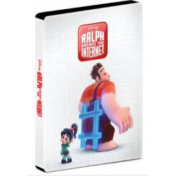 Blu-Ray WiFi Ralph (Steelbook)
