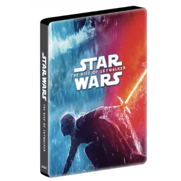 Blu-Ray Star Wars - A Ascensão Skywalker (Steelbook - 2 Blu-Ray's)