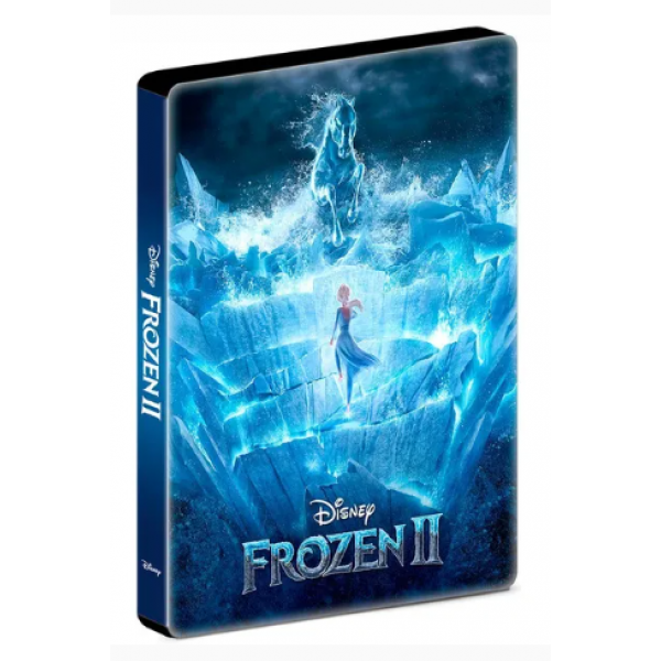 Blu-Ray Frozen 2 (Steelbook)