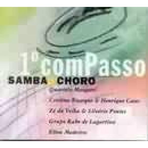 CD 1ª ComPasso - Samba & Choro (Digipack)