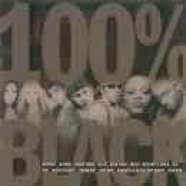CD 100% Black