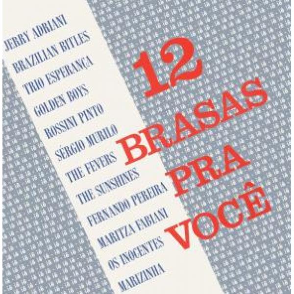 CD 12 Brasas Pra Você (1967)