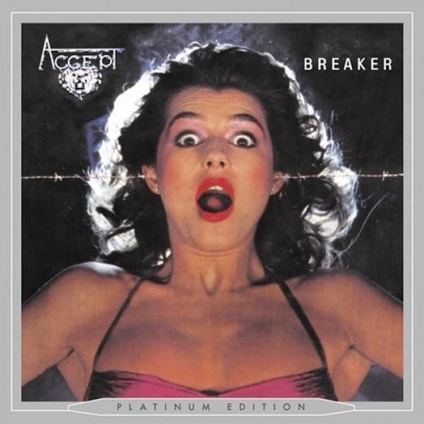 CD Accept - Breaker (Platinum Edition)