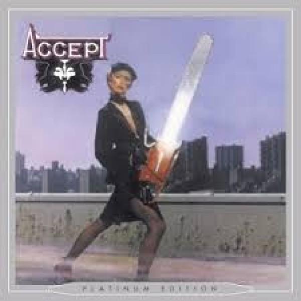 CD Accept - Accept (Platinum Edition)