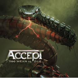 CD Accept - Too Mean To Die