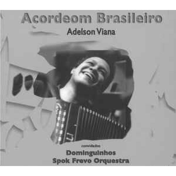 CD Adelson Viana - Acordeom Brasileiro (Digipack)