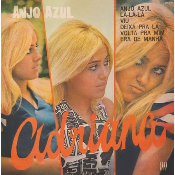 CD Adriana/Luiz Keller - Adriana/Luiz Keller (1970)